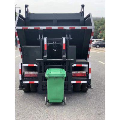 贵州天锦压缩式垃圾车价格多少钱