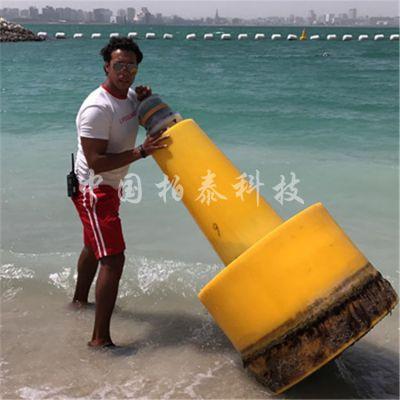 连江海洋聚乙烯浮标 海滩危险区警示浮标定做