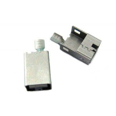 厂家定做铝合金冲压件 电子五金材料生产加工