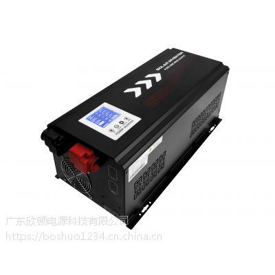 欣顿W10工频逆变器/逆控一体机 条形变压器 逆变器 房车专用