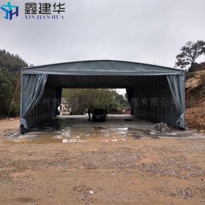合肥巢湖区移动式钢结构雨棚(布) 雨蓬铁艺 雨篷做法图集质量良优