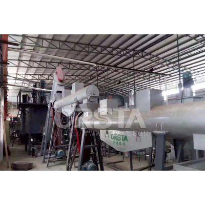 环保PP家电废料回收生产线 柯达机械家电破碎清洗设备