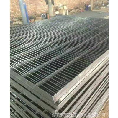 山东济南镀锌钢格板|钢结构平台钢格板|电厂平台钢格板|沟盖板