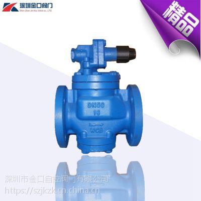 深圳制造YG43H高灵敏蒸汽减压阀 先导活塞式蒸汽减压阀