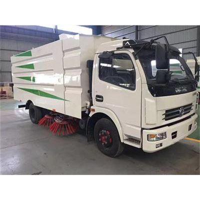 辽宁锦溪东风多利卡8方扫路车价格 3.8L道路清扫车
