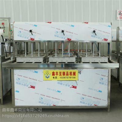 豆腐机操作流程 豆腐机生产设备 浆渣分离