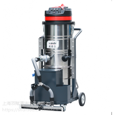 威德尔车间用电瓶式工业吸尘器电子厂地面清理灰尘铁屑焊渣用