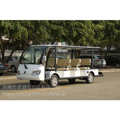 卓越G1S11系列11座观光车游览车看房车售卖