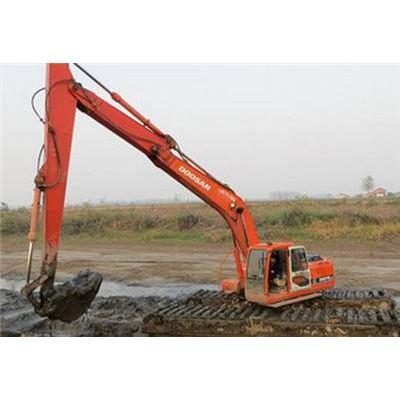 水陆挖掘机租赁哪家好-水陆挖掘机租赁-泽军工程(推荐商家)