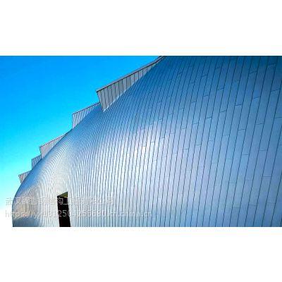 江西九江铝镁锰板供应厂家 支持大型金属屋面 厚度0.7-1.2mm