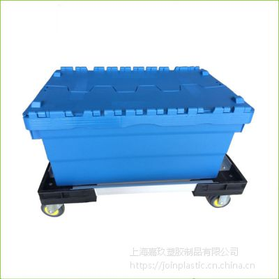 苏州标准尺寸汽配箱斜插箱折叠箱注塑加工可定制