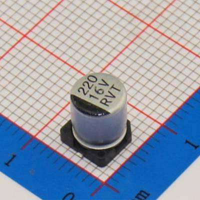 片式铝电解电容-东莞容强电子-片式铝电解电容厂