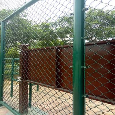 阳江浸塑铁丝网价格 深圳池塘隔离网 清远网球场围网订做