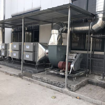淬火油烟废气处理装置 淬火油烟废气处理工艺流程