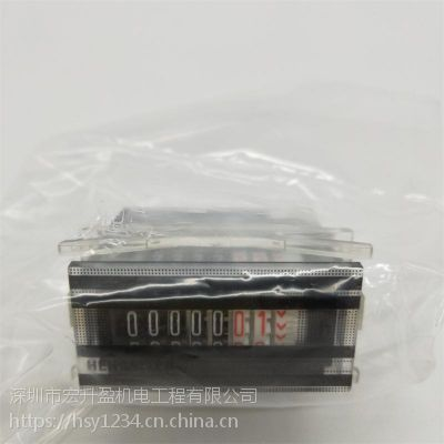 实拍德国亨士乐/HENGSTLER进口计数器891331 DC12V-36V=MAX.300mW