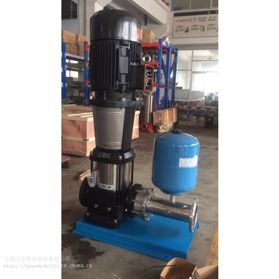 电动离心泵厂家50CDLF18-80上海不锈钢水泵