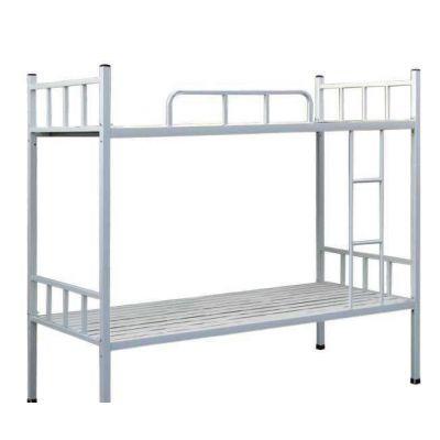 出售冷轧钢上下床 带储物柜双层床