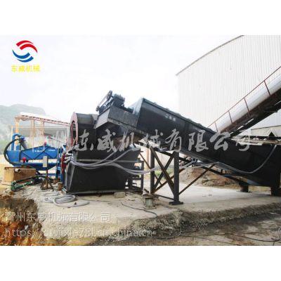 细沙回收机-武汉回收洗沙机排放污水中尾砂的细沙收集设备(东威机械)