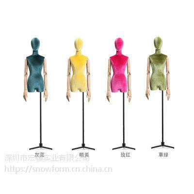服装模特 包布模特 半身展示模特 大品牌专用模特