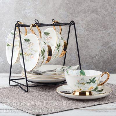 陶瓷咖啡杯欧式咖啡具陶瓷咖啡具厂家陶瓷咖啡杯定制
