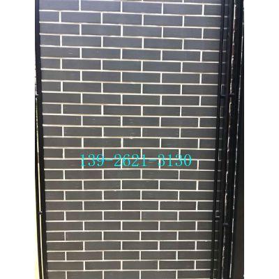 中式古典文化砖古建青砖外墙装饰劈开砖明清灰色防水砖