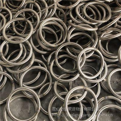 金聚进 各种材质不锈钢圆圈 不锈钢圆环 Φ20-300 非标定制