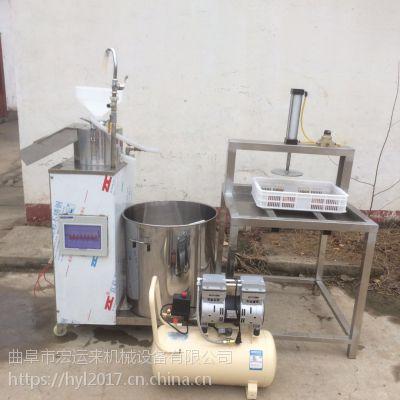 燃气型豆腐机多少钱一台 小型家用豆腐制作机