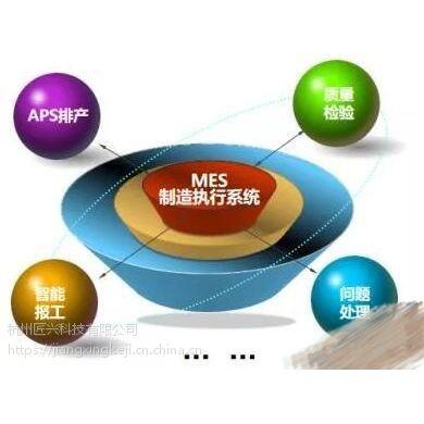 MES系统软件中精益管理与IT工具
