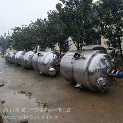 二手不锈钢反应釜回收厂家