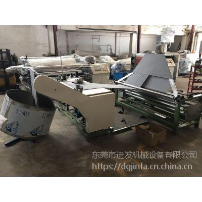 厂家直销全自动对边对折缝边机、对折劈缝机、对折缝合机