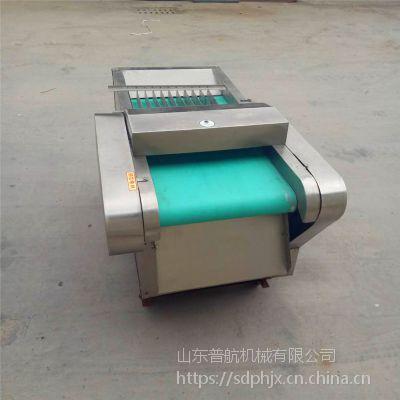 普航 鸭肠切段机 二相电豆腐皮土豆切丝机 土豆切丝机厂家