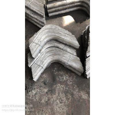 新疆防磨瓦 省煤器防磨瓦防磨瓦半圆管 江河机械
