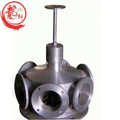 中小型圆形逆流式冷却塔专用旋转式布水器生产厂家——河北龙轩