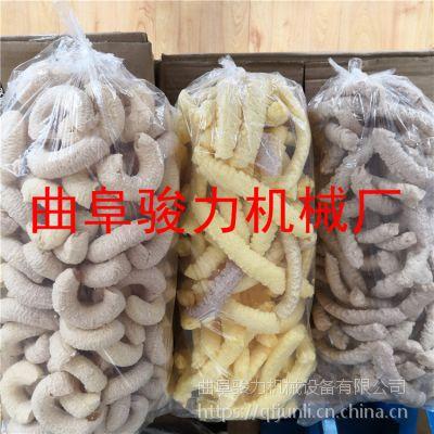 流动式玉米颗粒膨化机 苞米花的机器 骏力定做 家用小型江米棍机 价格