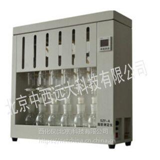 中西DYP 脂肪测定仪 型号:LB06/M122509库号:M122509