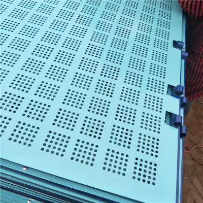 爬架网厂家 衡水爬架网生产商,建筑圆孔铁网片