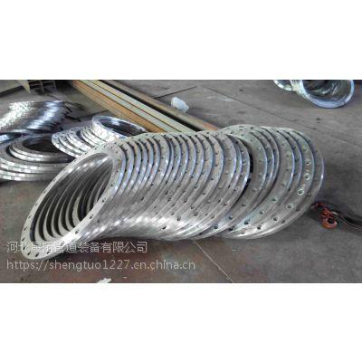 不锈钢平面法兰盖生产厂家