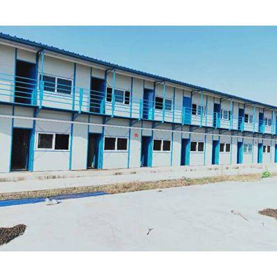 安徽活动房-合肥金尊钢结构-彩钢板活动房