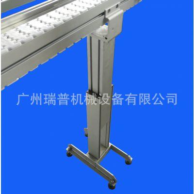 瑞普输送机专用高度大范围调节铝合金材质支脚