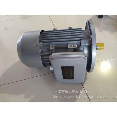 湖北武汉地区用上海欢鑫单相2.2KW单相220V电动机