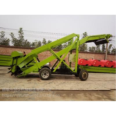 牛场青贮喂养取料机 青贮扒料机5米-7米 取料机不限制高度