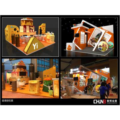 供应香港澳门展台设计制作 香港展览公司 香港展会服务