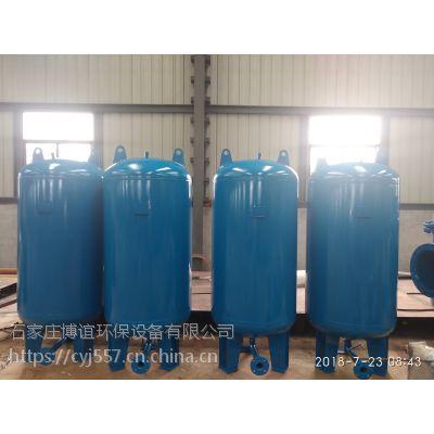 石家庄博谊10m3/碳钢储水罐 真空储水罐BeDY-2000