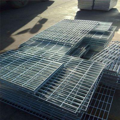 建筑镀锌钢格栅规格 电厂用防生锈钢格板 复合钢格板厂家