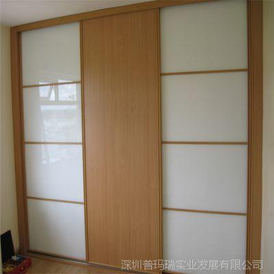 佛山工厂 板式 移门衣柜 免费设计定制衣柜