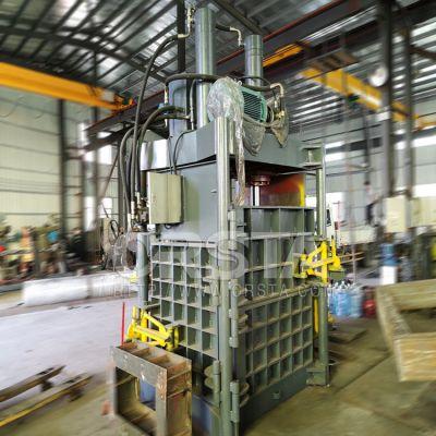 MR100T大吨位废铝打包机CRSTA废铝压缩打包设备
