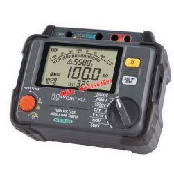 3125A高压兆欧表 克列茨绝缘电阻测试仪 KEW3125A日本共立 铁奇