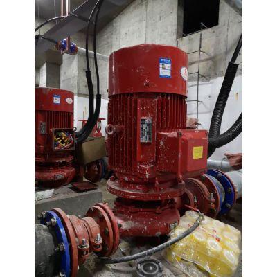 消防泵消防水泵XBD12.4/35-L喷淋泵厂家,消防增压水泵XBD12.2/35-L室内消火栓泵