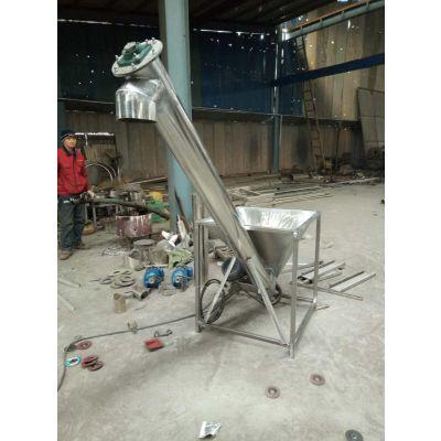 高度可定制供应挡板提升机厂家直销 安装调试螺旋输送机