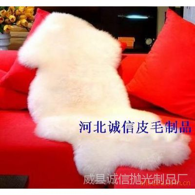 供应皮毛制品 半成品羊皮